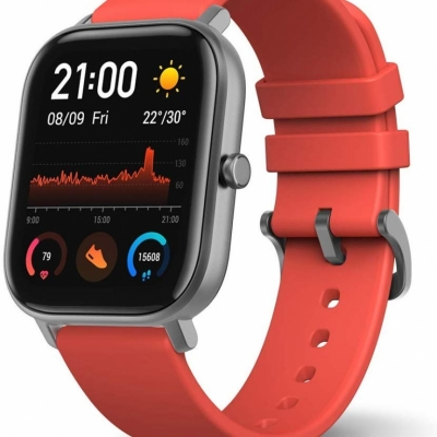 Xiaomi Amazfit GTS Vermillon Orange