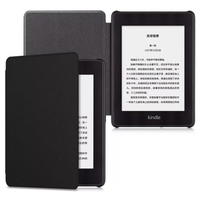 Funda Smart Negra Kindle Touch Gen 10