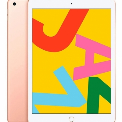 Apple Ipad 7ma Generacion 32Gb 10.2 Retina A2197 Gold