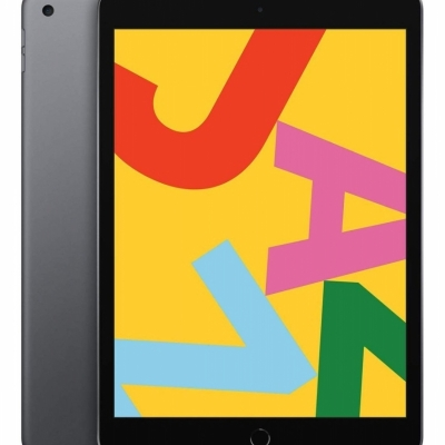 Apple Ipad 7ma Generacion 128Gb 10.2 Retina A2197 Space Gray